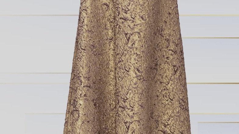 Naad skirt