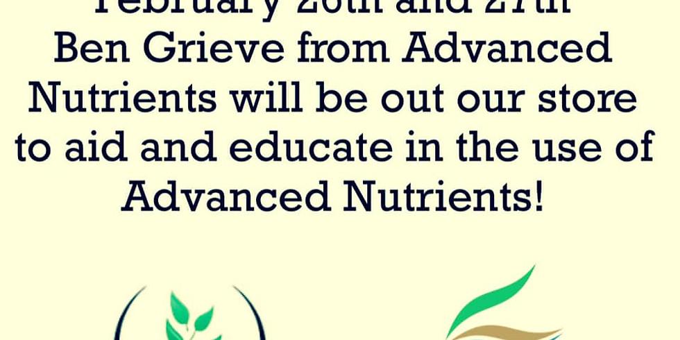 Advanced Nutrients Vendor Day!