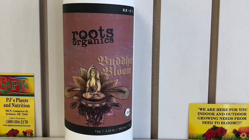 Roots Organics - Buddha Bloom 1 qt.