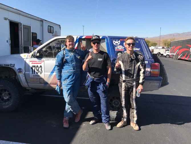 Team Dependable Off-Road Wins BITD Parker 425 in JeepSpeed Grand Cherokee