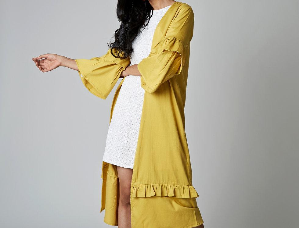 AVIRA Maxi Kimono