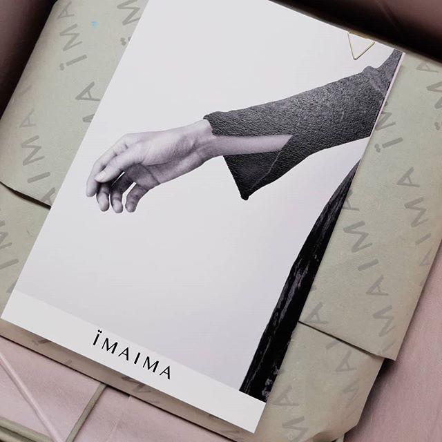 IMAIMA shipping box