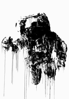 Victor Ash - Astronaut - XBerg