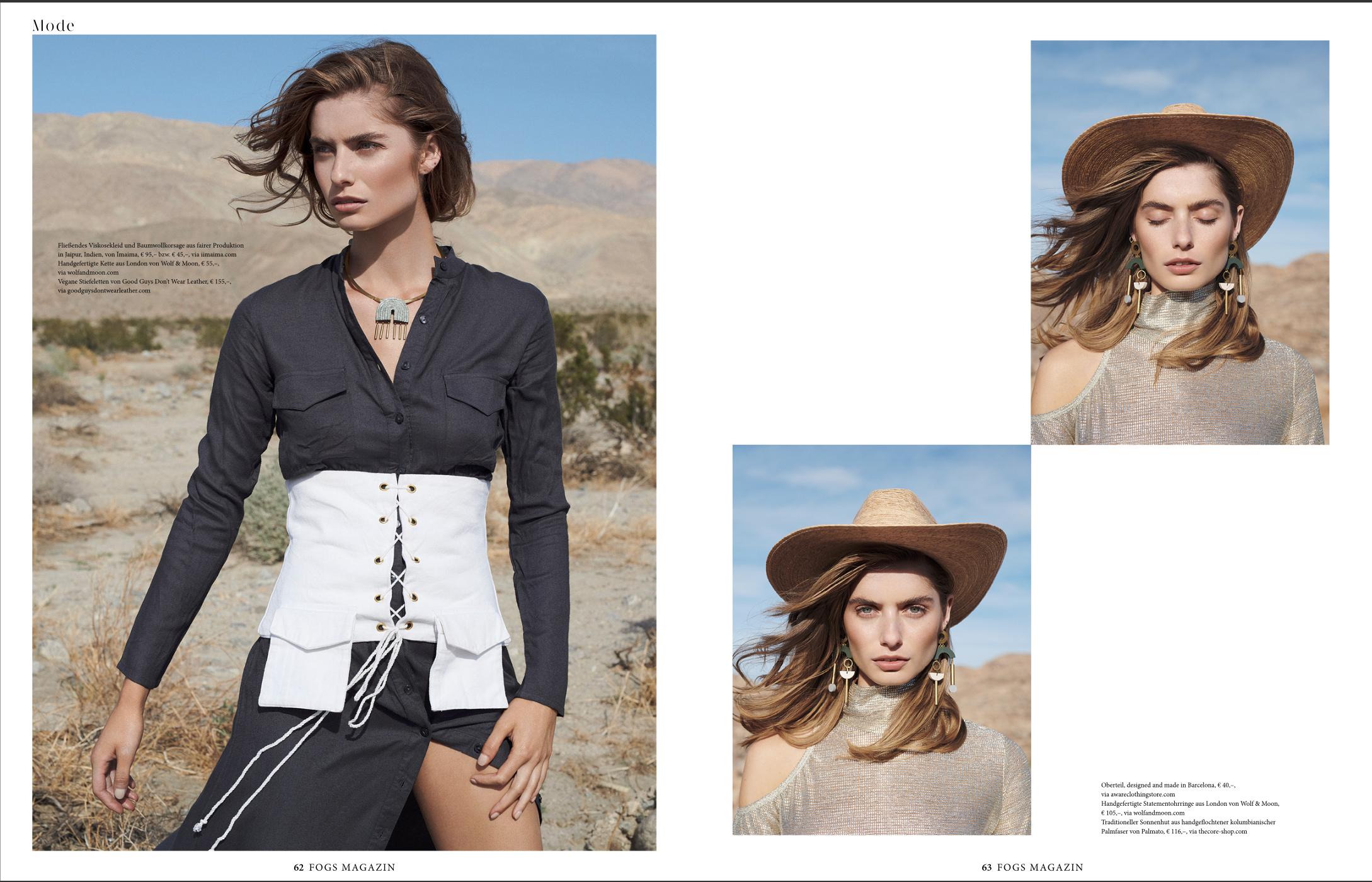 FOGS Magazine- No. 16 - Frühjahr 201