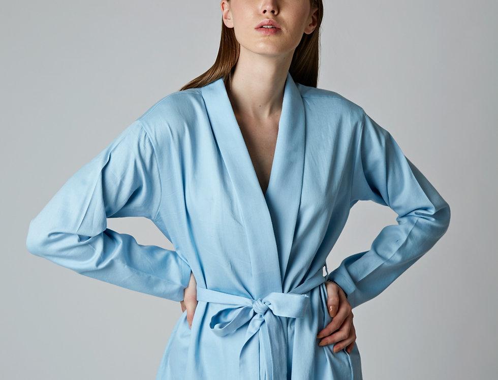 TIWA Satin Kimono