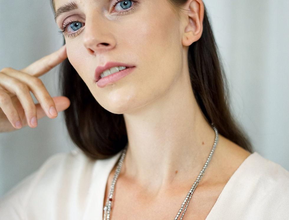 AINA multi-chain necklace