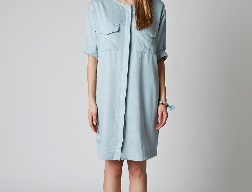 HELIN shirt dress