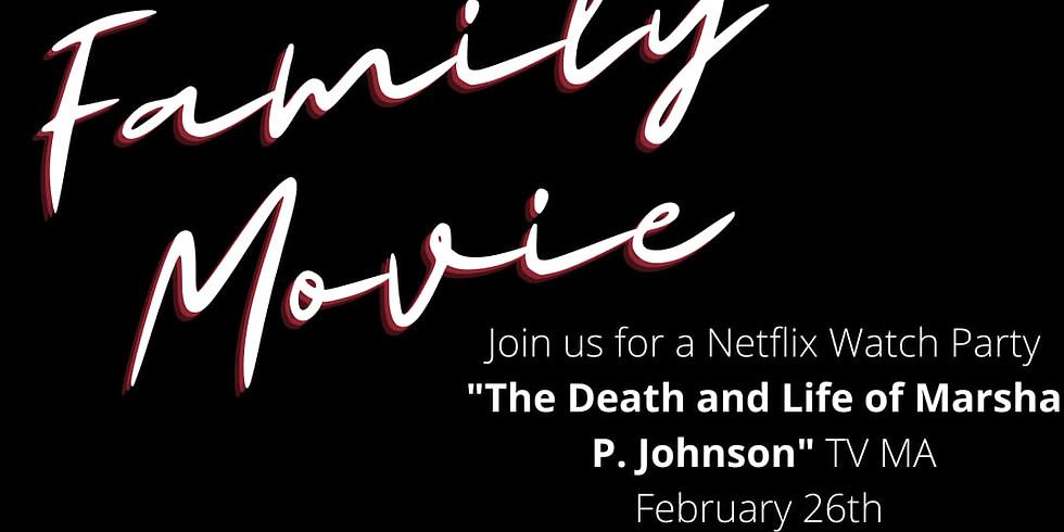 February Family Movie Night