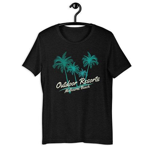 Melbourne Beach Florida Outdoor Resorts t-shirt