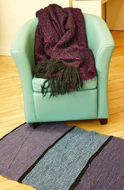 wool purple rug 3