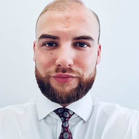 #New Business Manager# Welcome Oliver!