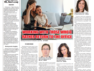 Working With Those Who'd Rather Return to the Office
