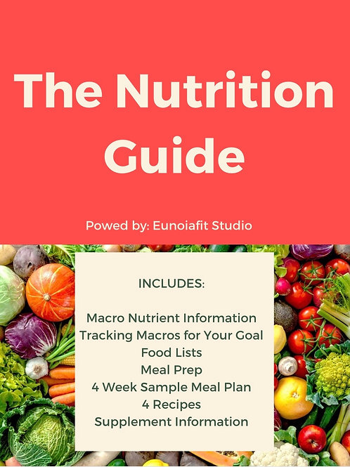 The Nutrition Guide