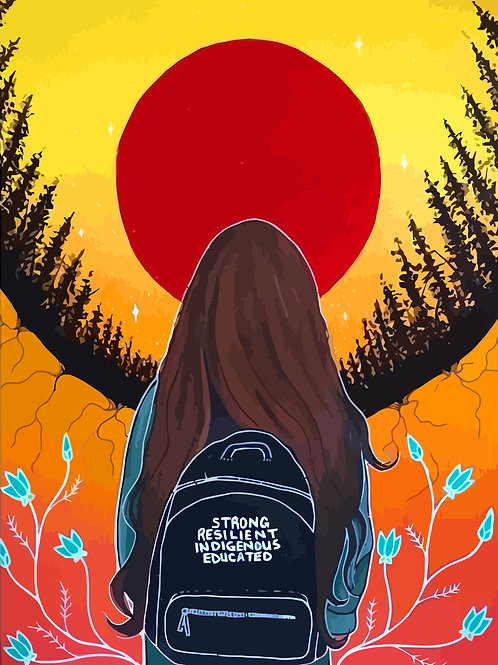 Strong, Resilient, Indigenous, Educated