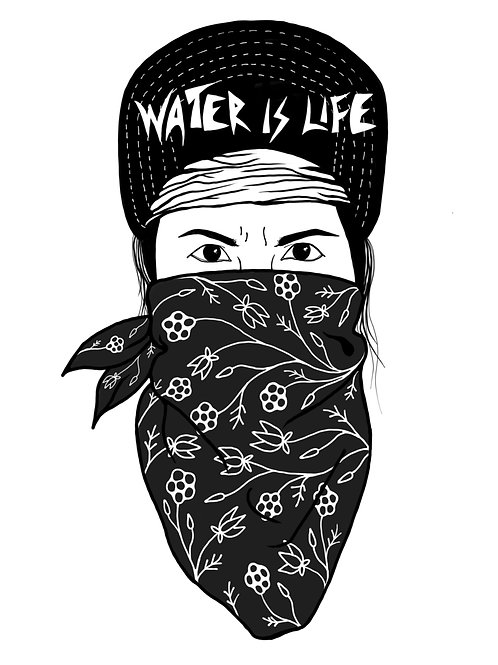 Water is Life - AURA x OSF x CLB