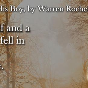 Blog Tour & Giveaway: The Werewolf & His Boy