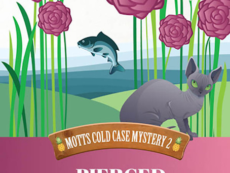 Blog Tour & Giveaway: Pierced Peony