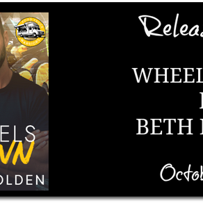 New Release & Giveaway: Wheels Down by Beth Bolden