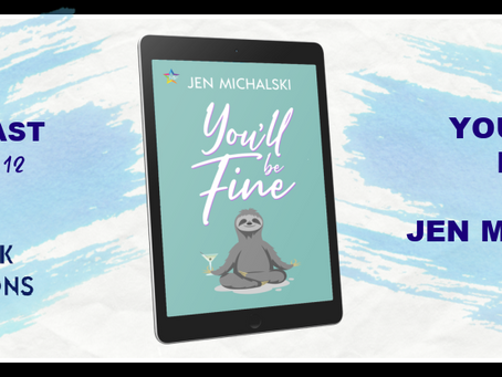 Book Blast & Giveaway: You'll Be Fine - Jen Michalski