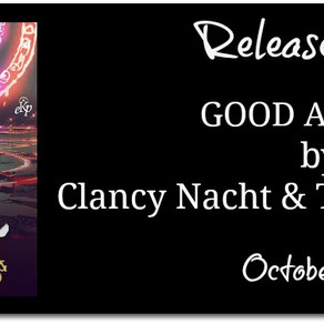 Release Blitz: Good As Hell - Clancy Nacht & Thursday Euclid