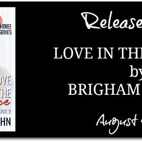 Release Blitz: Love in the Balance Brigham Vaughn
