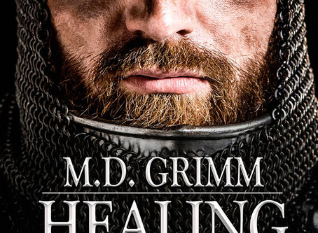 Release Blast: Healing Lance by M.D. Grimm