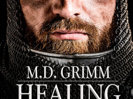 Release Blast: Healing Lance by M.D. Grimm