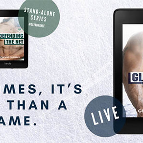 """Blog Tour w/ Giveaway - """"Ice Gladiators"""" by Genevive Chamblee"""