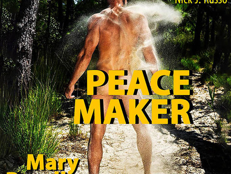 Blog Tour & Giveaway: Peacemaker by Mary Rundle