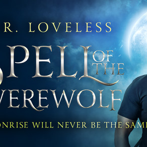 Spell of the Werewolf Up for Book of the Week!