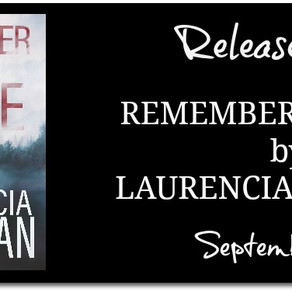 Release Blitz: Remember My Name - Laurencia Hoffman