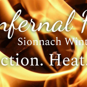 Blog Tour & Giveaway: Infernal Hope