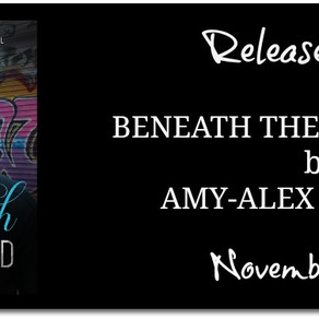 Release Blitz: Beneath the Grandstand by Amy-Alex Campbell