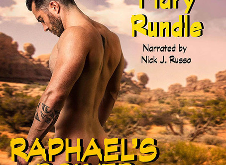 Audiobook Release Tour - Raphael's Power by Mary Rundle