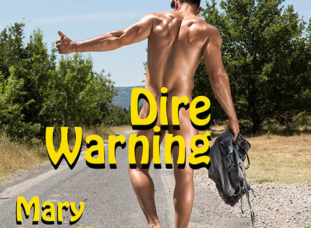 Dire Warning Audio by Mary Rundle!