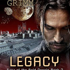 Blog Tour & Giveaway: Legacy - M.D. Grimm