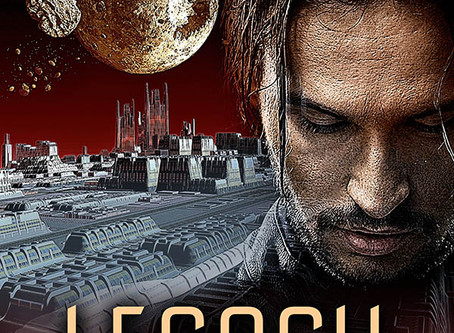 Blog Tour & Giveaway: Legacy - M.D. Grimm