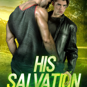 Re-Release: His Salvation The ADA Chronicles Book One