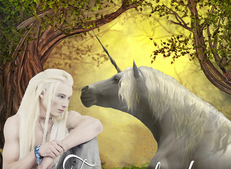 Live Reading of Fragments of a Unicorn's Soul
