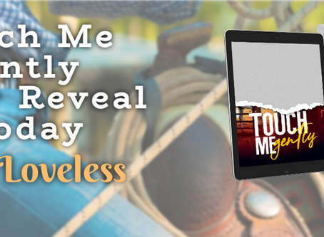 Re-Release Cover Reveal: Touch Me Gently