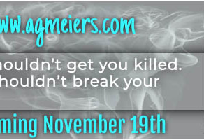 Blog Tour & Giveaway: Promise Me - AG Meiers