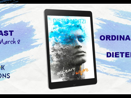 New Release: Ordinary Whore by Dieter Moitzi