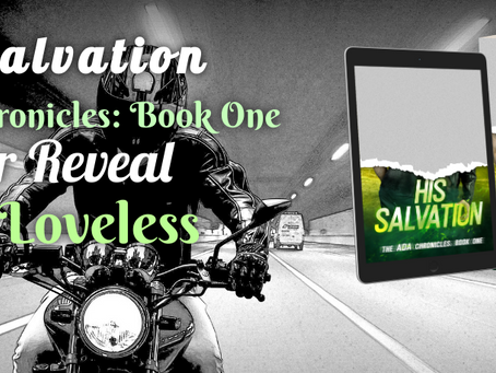 Re-Release Cover Reveal His Salvation