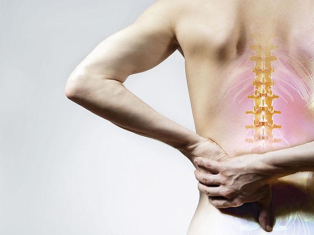 Beibu-Therapie bei Rückenschmerzen