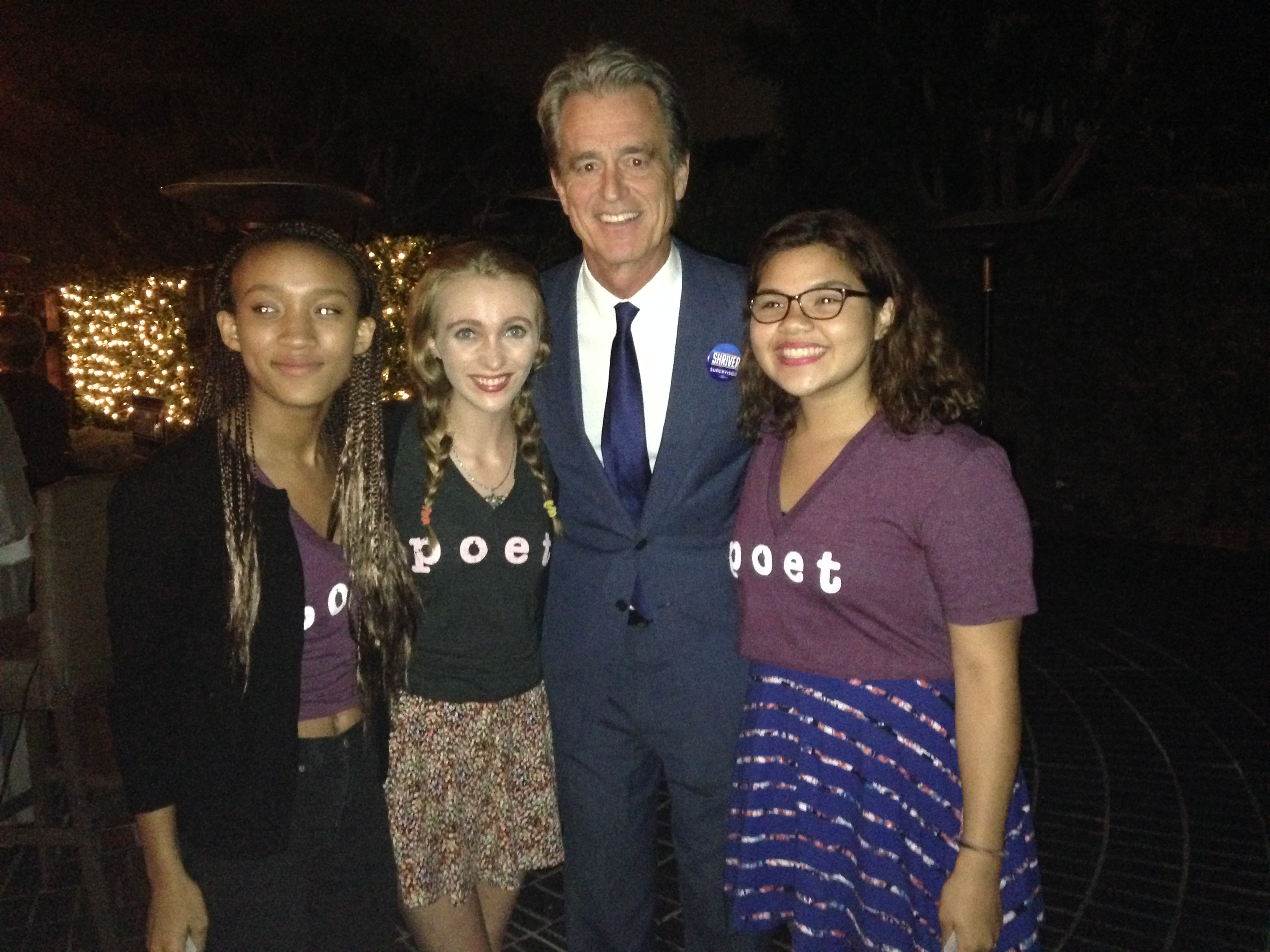 bobby shriver and girls.JPG