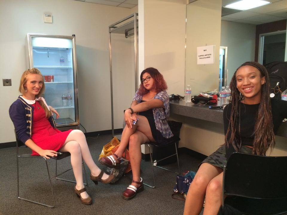 2014 the girls at hollywood bowl john legend backstage.jpg