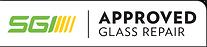 SGI Approved Glass Repair