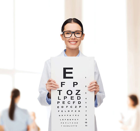 Eye Exams Saskatoon