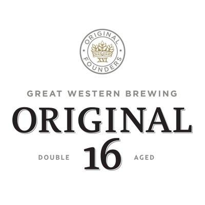 Original 16 Logo