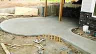 Rockstar Concrete Saskatoon, Residential Concrete Saskatoon, Concrete Contractor Saskatoon, sidewalk contractor saskatoon, cement sidewalk saskatoon, sidewalk repair saskatoon